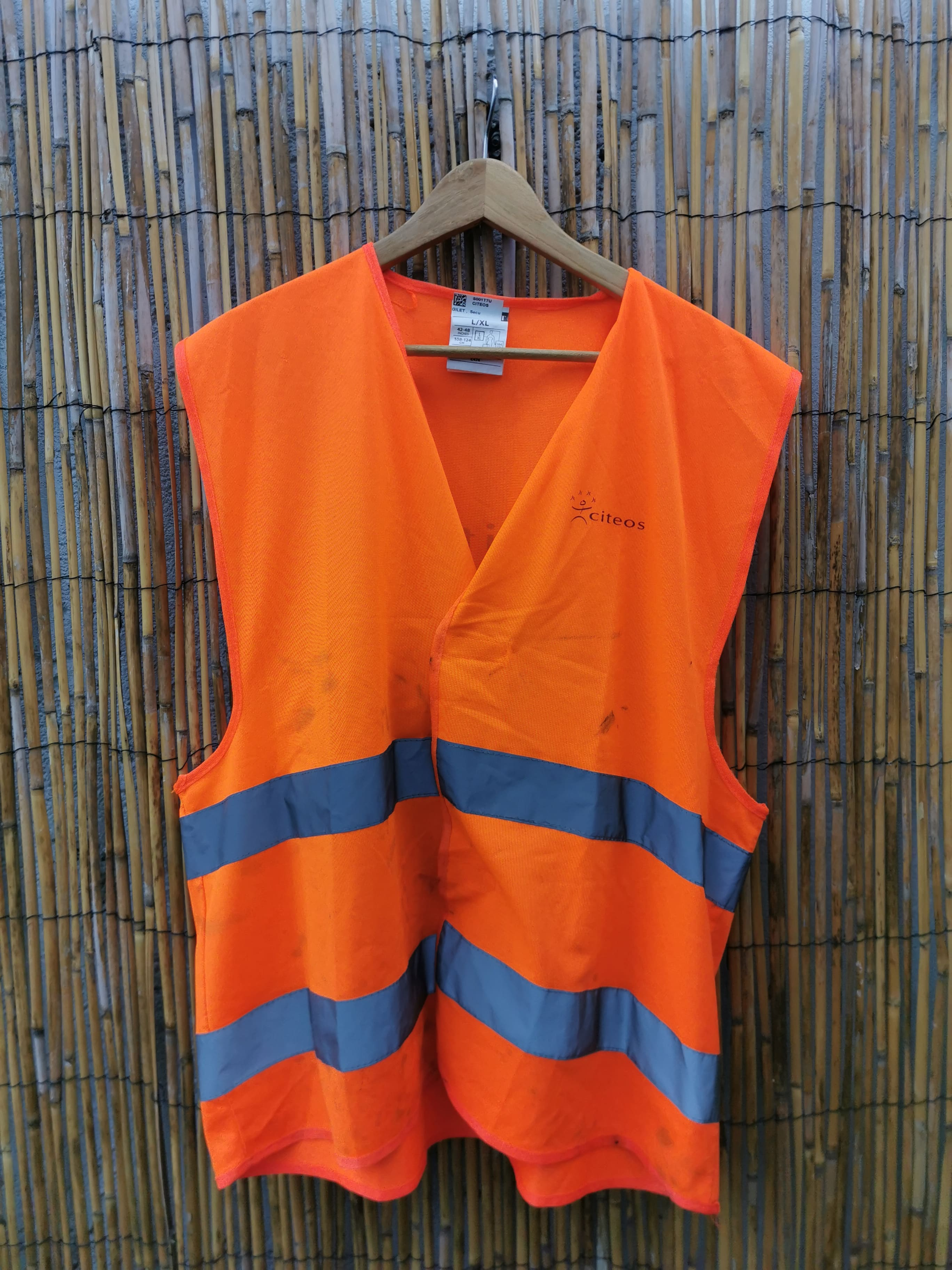 Gilet orange