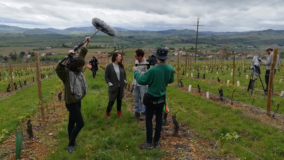 tournage Petit cannelloni