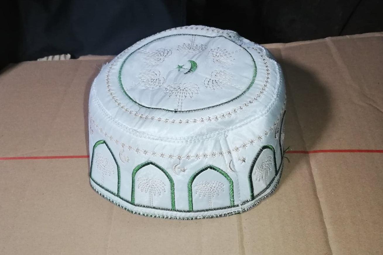Chapeau oriental