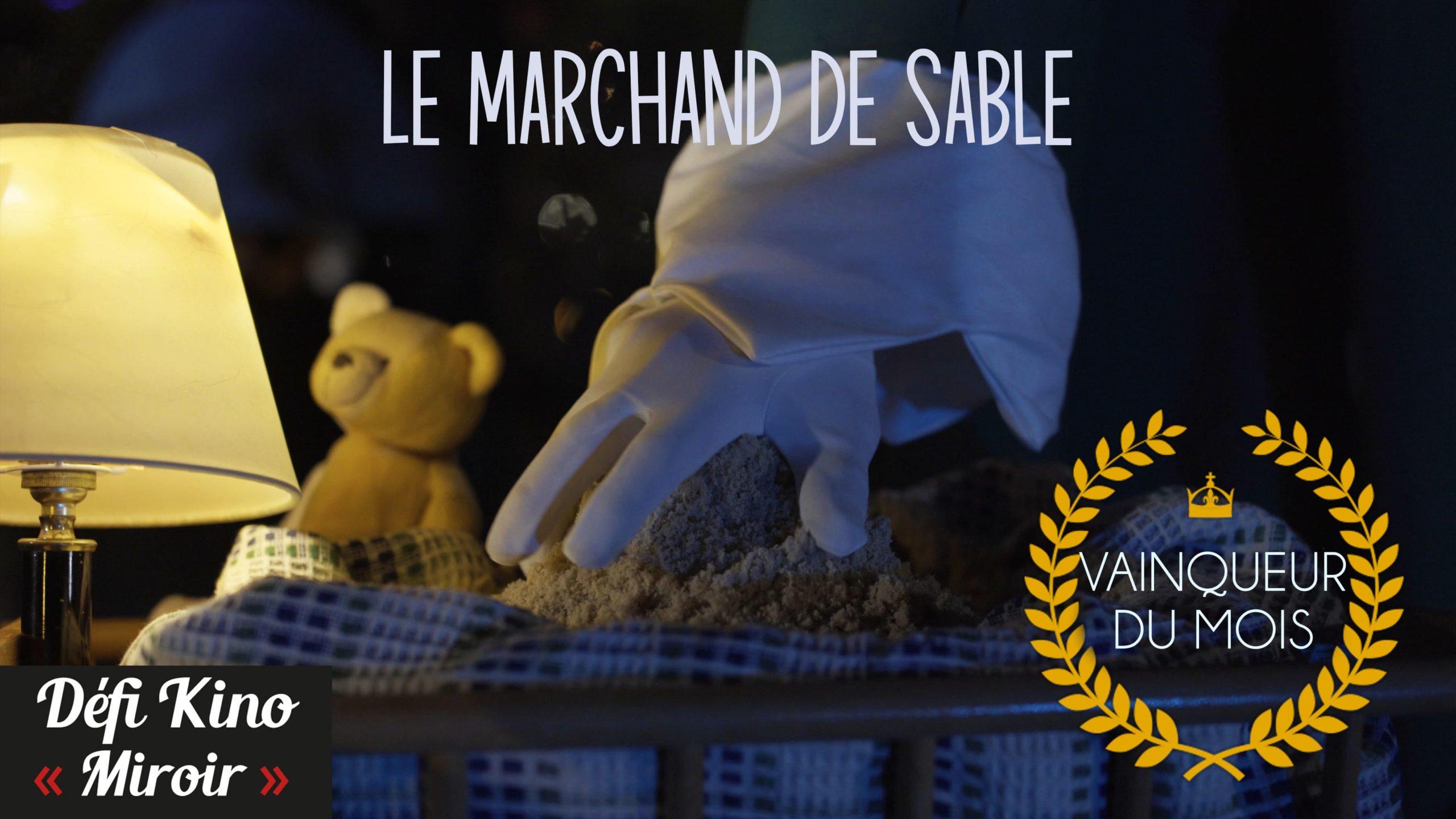 miniature marchand de sable