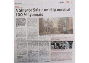 article le progres ship for sale