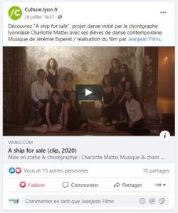publication facebook culture lyon